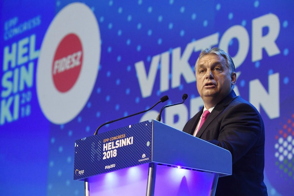 Orbán: Europa kann ohne Nationen nicht existieren