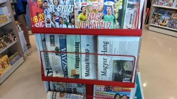 Medienbesitzer verschenken ihre Presseerzeugnisse an eine Medienstiftung