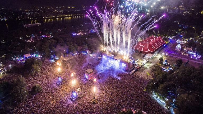 Sziget Festival: das Beste der Welt