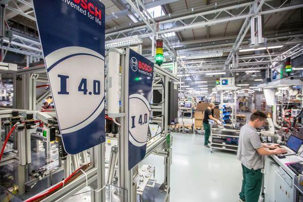 Bosch erweitert Werkzeug-Produktion in Miskolc post's picture