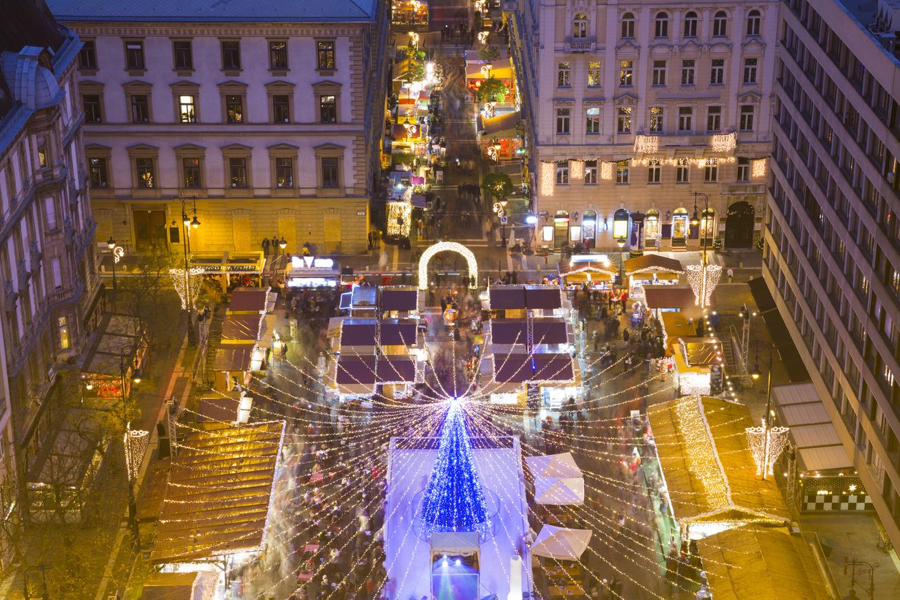 Budapester Weihnachtsmarkt unter den beliebtesten in Europa post's picture