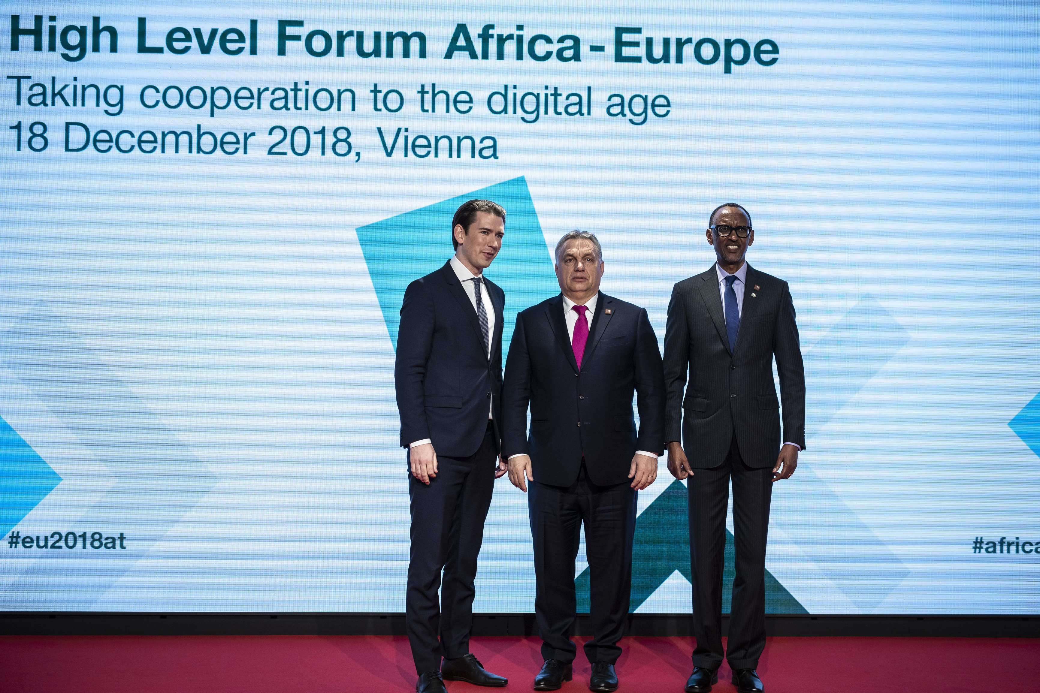 Wirtschaft statt Migration: EU-Afrika-Forum in Wien post's picture