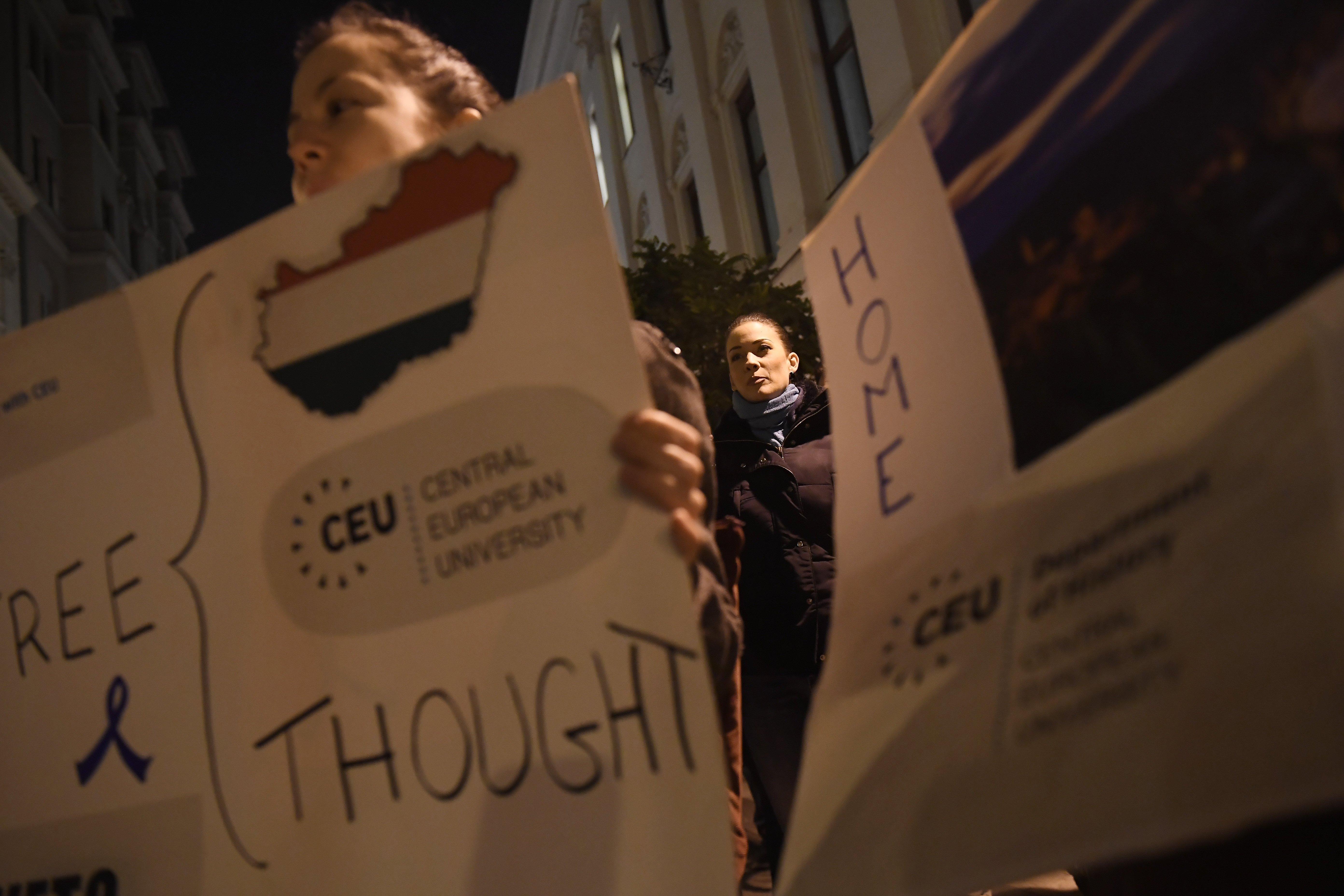 Presseschau: CEU verlegt Studiengänge nach Wien post's picture