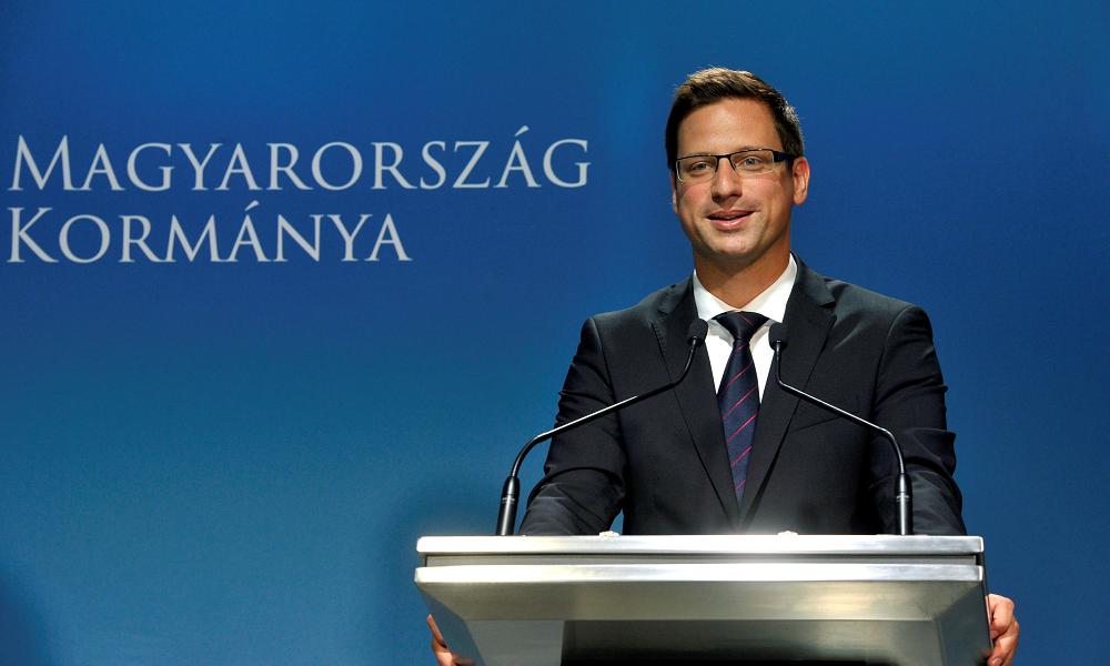 Gulyás: Deutschland ist Ungarns stabilster und wichtigster politischer sowie wirtschaftlicher Verbündete post's picture