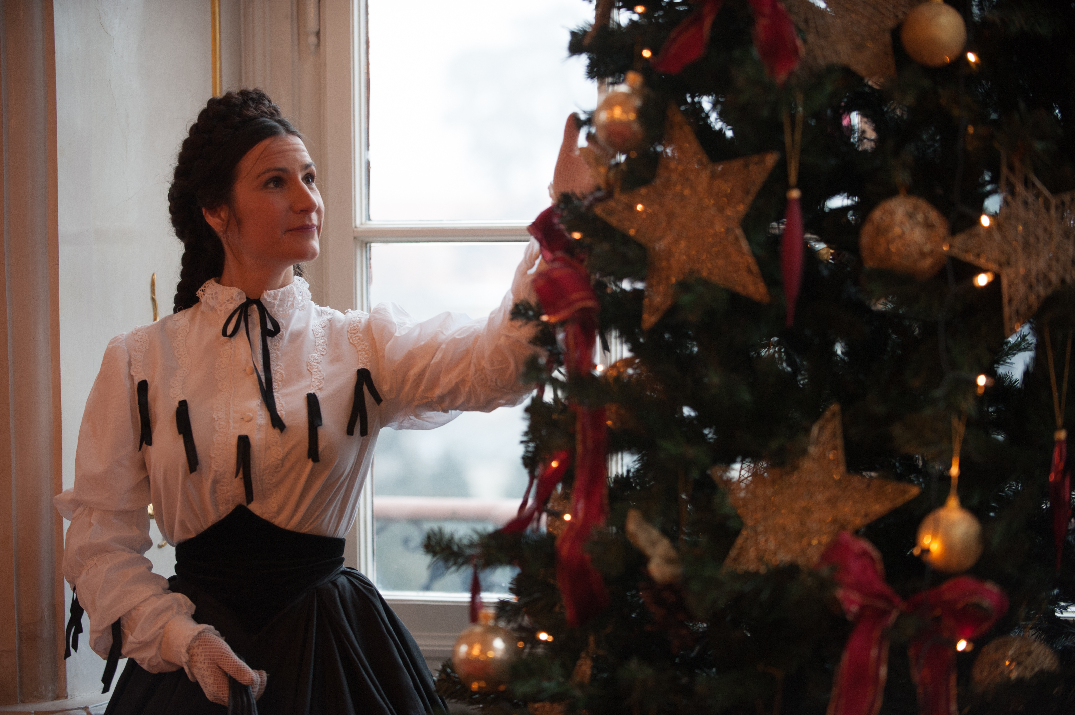 Sisi's Geburtstag! Warum verbrachte die Kaiserin die Weihnachten in der ungarischen Stadt Gödöllő gern? post's picture