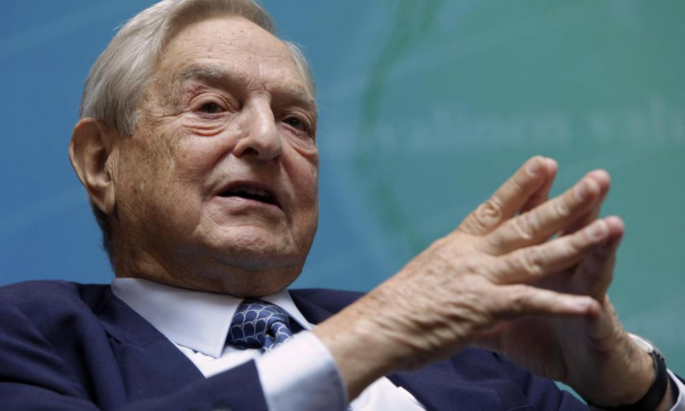 """Financial Times"": György Soros Person des Jahres post's picture"