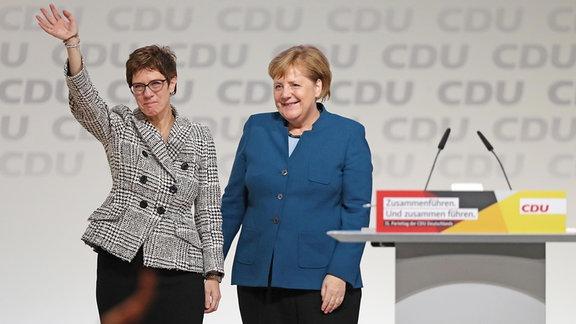 Presseschau: Annegret Kramp-Karrenbauer zur CDU-Chefin gewählt post's picture