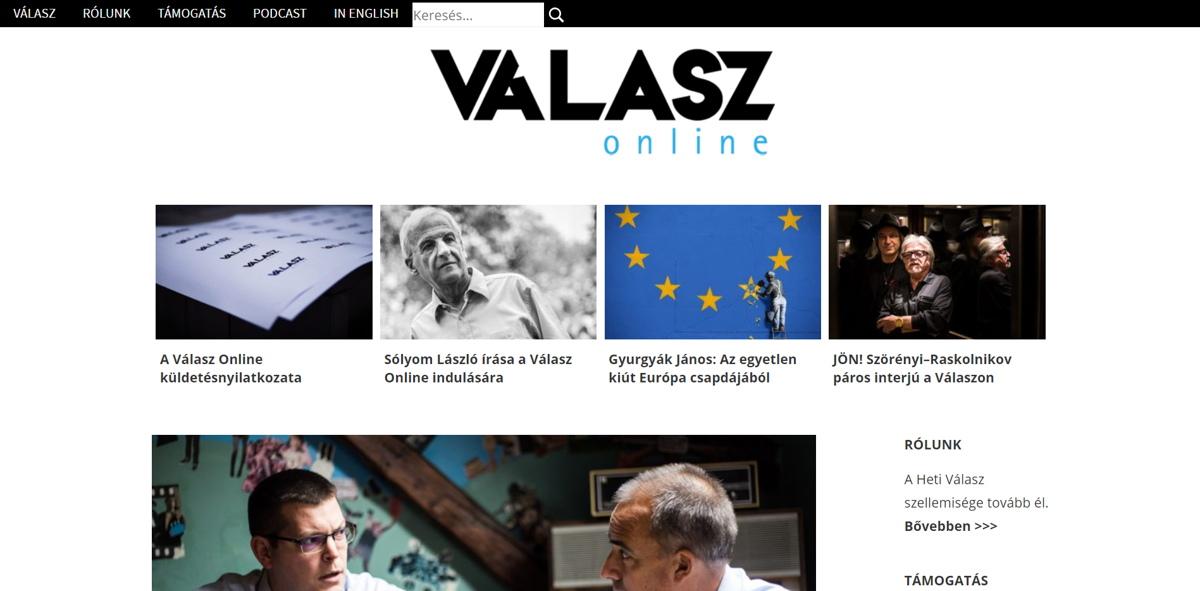 Budapost.de: Unabhängige konservative Wochenzeitung wiederbelebt post's picture