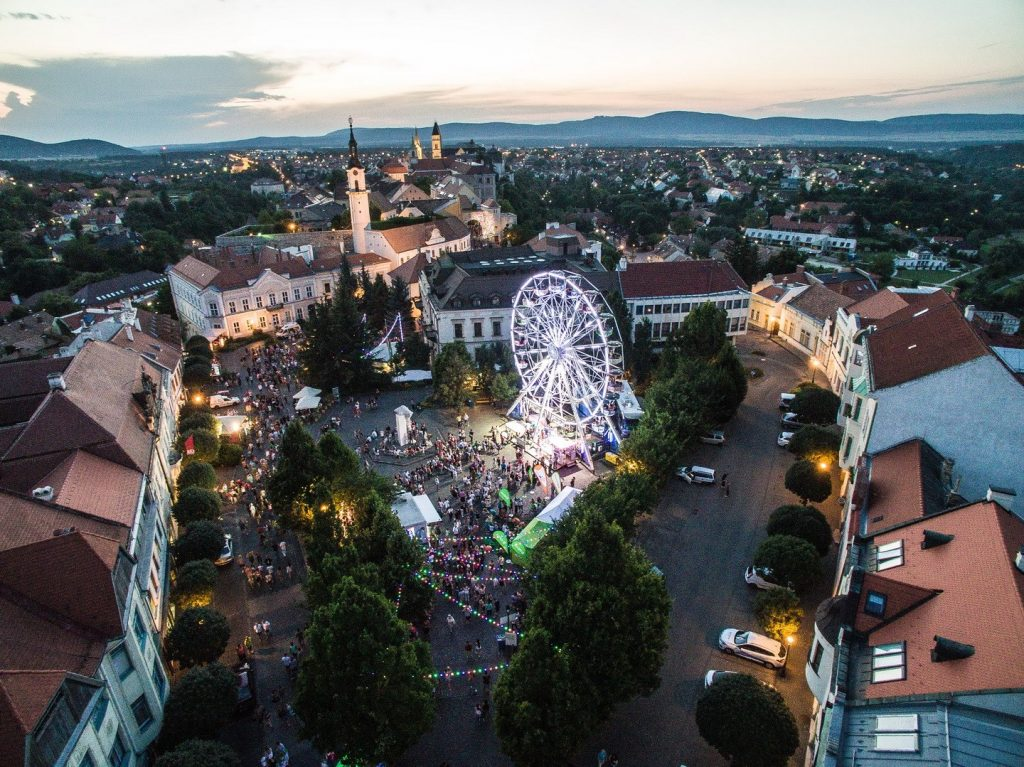 Veszprém: Kulturhauptstadt Europas in 2023!