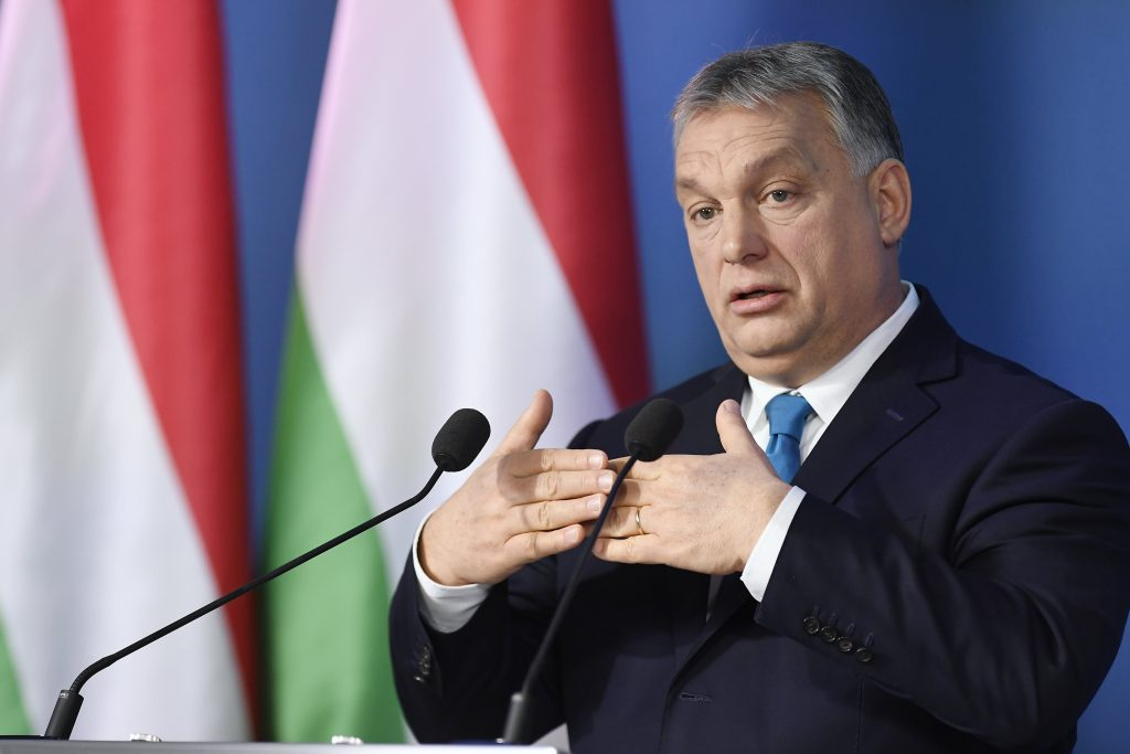Orbán: EU soll der Türkei beim Aufbau von Städten in Syrien helfen post's picture