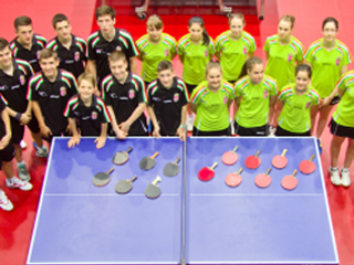 Tischtennis-Weltmeisterschaft in Ungarn! post's picture