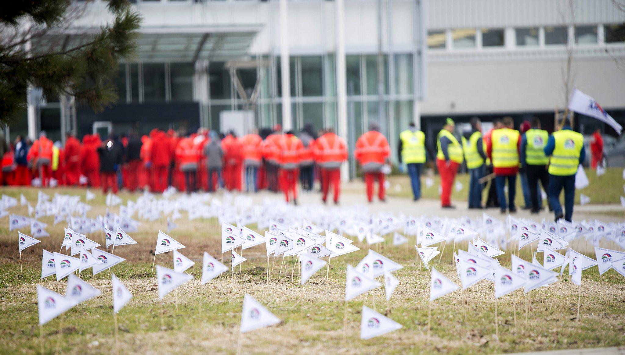 Audi-Gewerkschaft ruft zu Streik auf post's picture