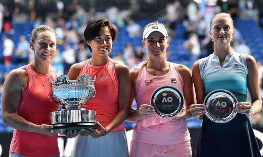 Australian Open: Babos verliert, Nagy gewinnt das Finale post's picture