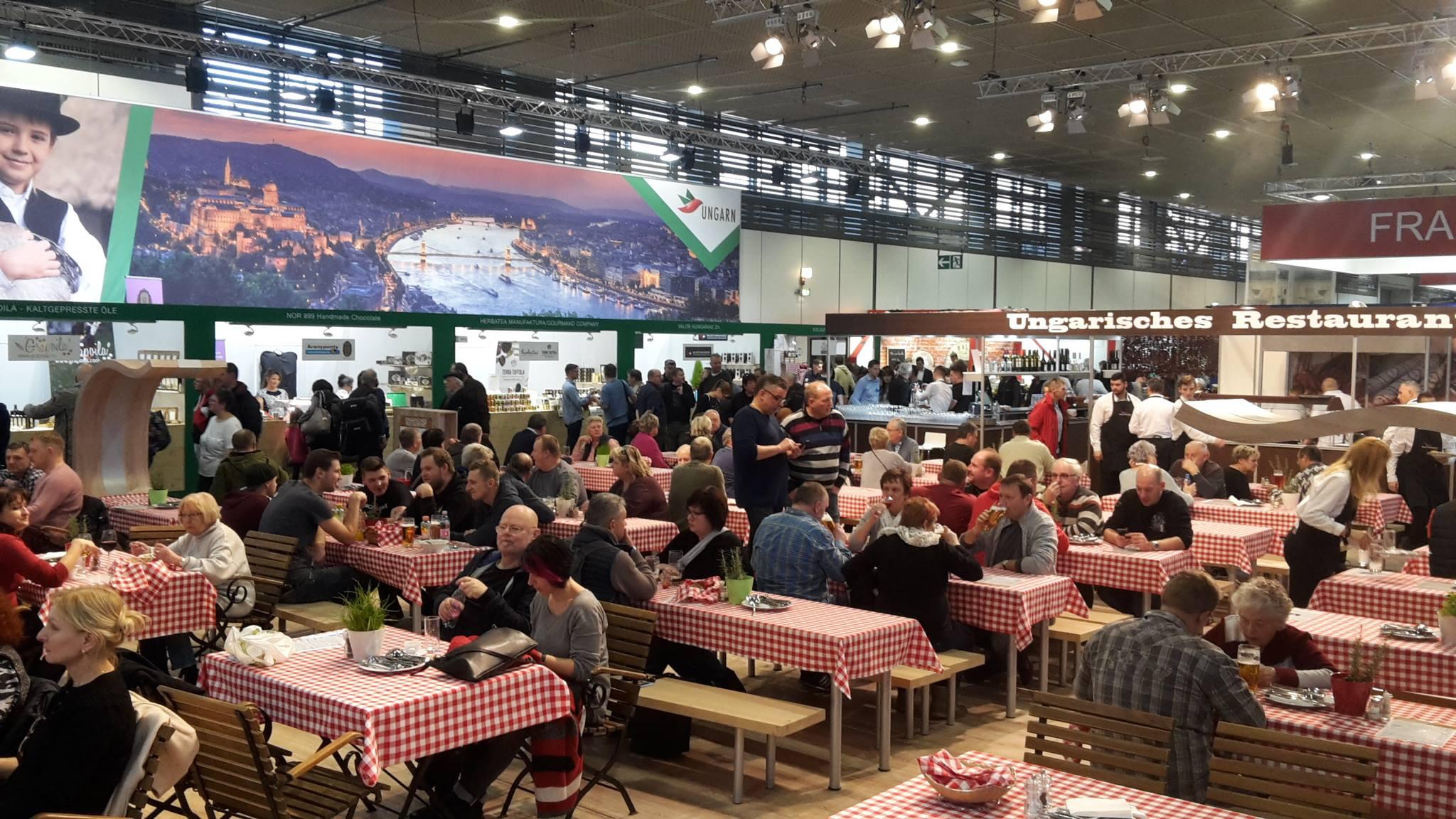 Ungarische Köstlichkeiten bei IGW-Berlin post's picture