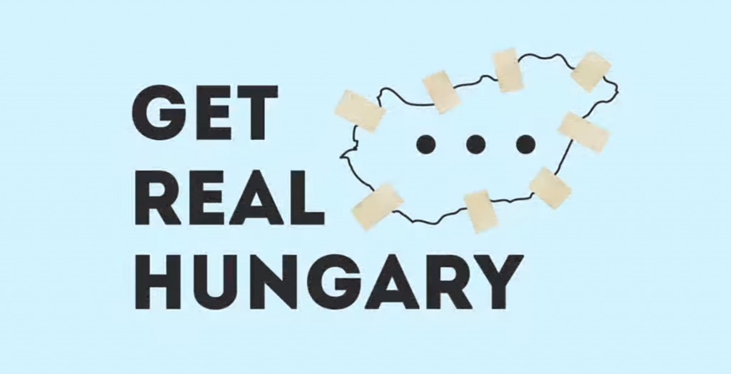 Get Real Hungary – Kampagne gegen Großungarn-Autoaufkleber post's picture