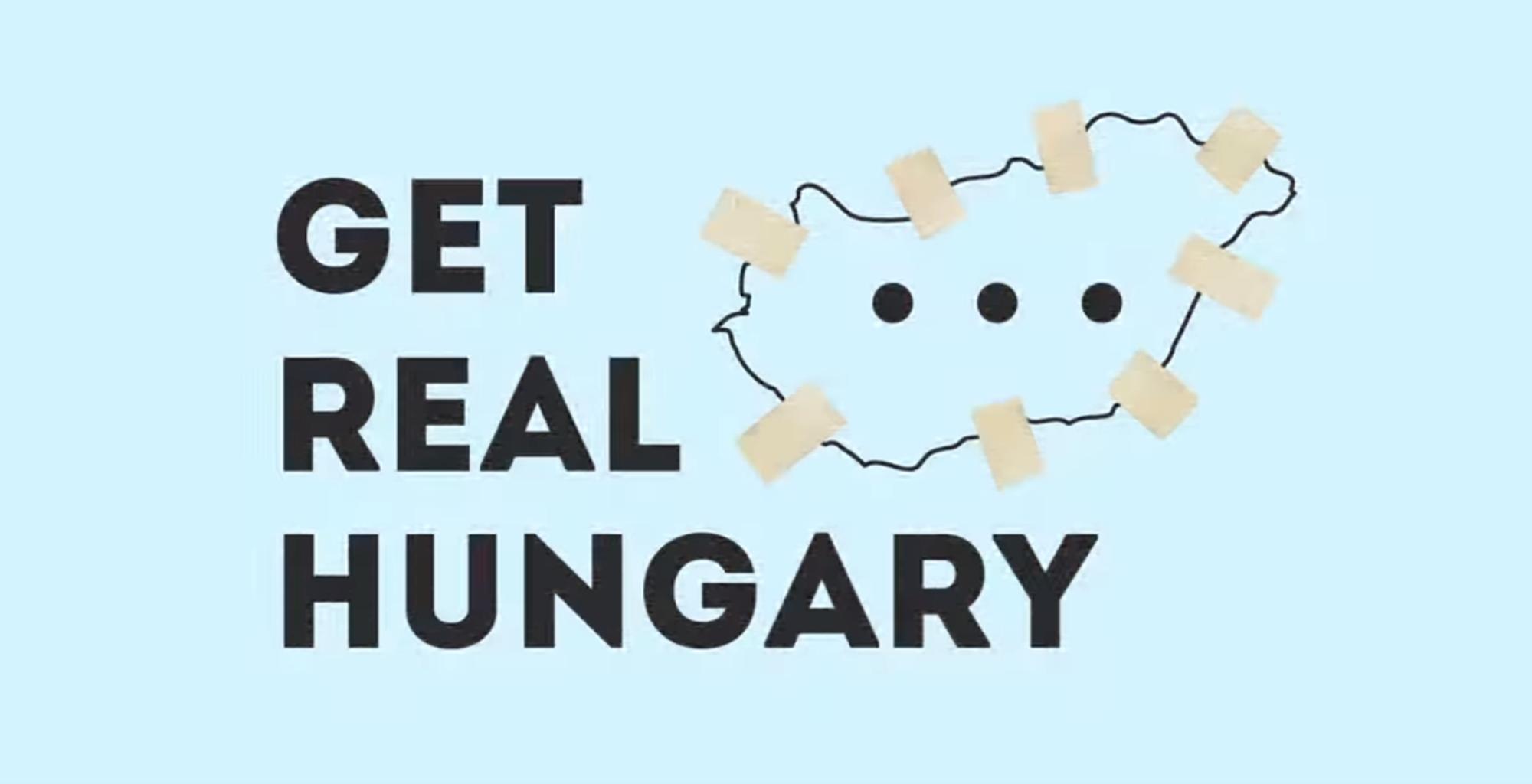 Get Real Hungary – Kampagne gegen Großungarn-Autoaufkleber post's picture