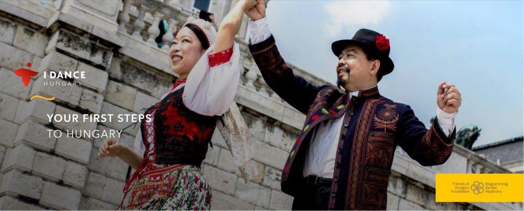 """Ungarischer Volkstanz online erlernen? """"I Dance Hungary"""" hilft dabei! post's picture"""