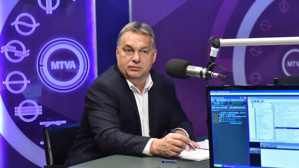 """Orbán: Debatte über Ungarn Teil der """"Soros-Kampagne"""" post's picture"""