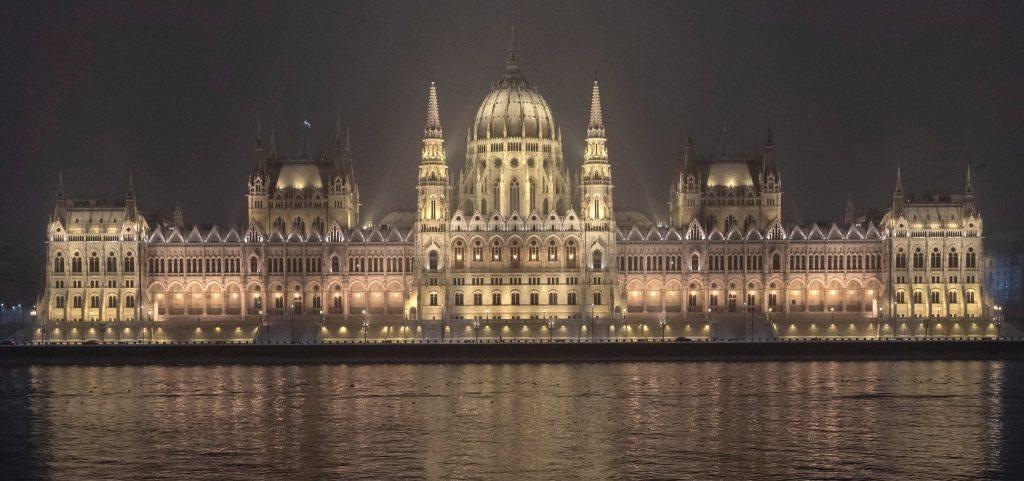 Budapest zum Top-Reiseziel post's picture