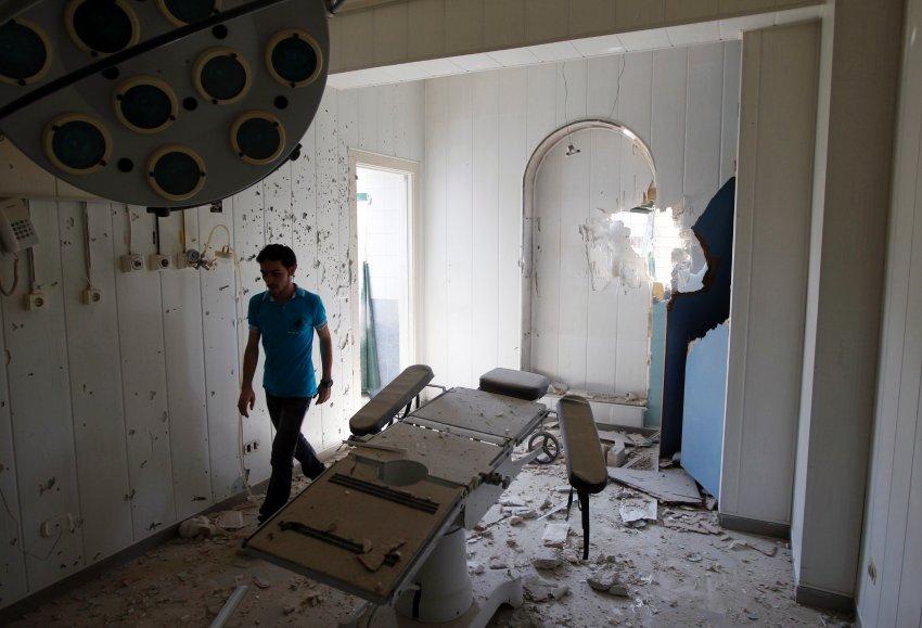 Regierung finanziert drei Krankenhäuser in Syrien post's picture