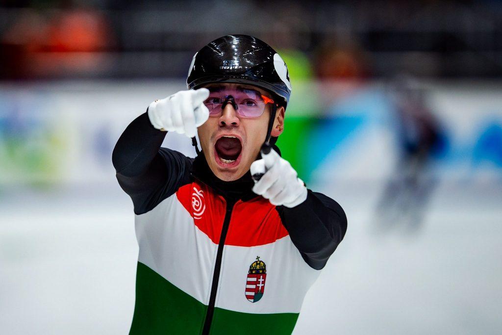 Eisschnelllauf-EM: Ungarn erobert Europa post's picture