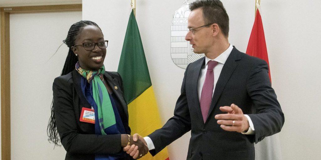 Szijjártó: Europas Sicherheit beginnt in Afrika post's picture
