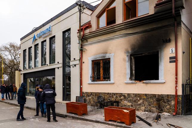 Brandanschlag von einem AfD-Mitarbeiter beauftragt?