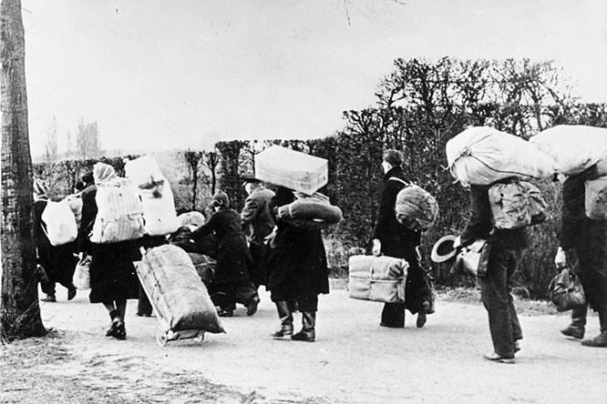 Gedenken der vertriebenen Ungarndeutschen