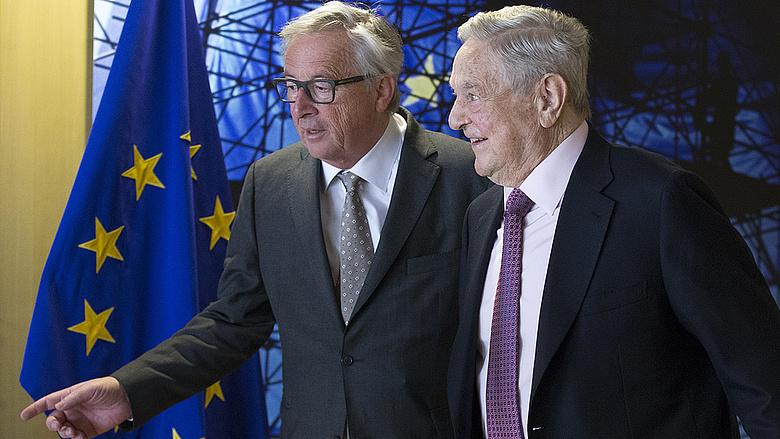 Juncker und Daul kritisieren Medienkampagne Ungarns