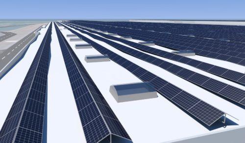 Europas größter Sonnenenergiepark auf Audi Hungarias Dächern post's picture