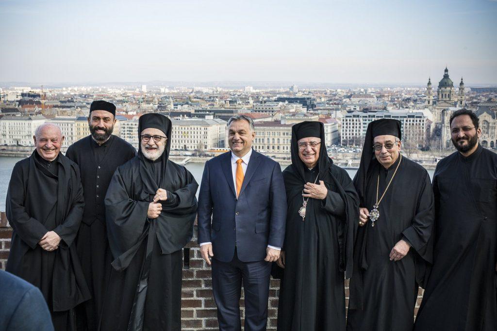 """Patriarch Youssef Absi: """"Die Hilfe und Solidarität der Ungarn ist für Christen im Nahen Osten sehr wichtig"""" post's picture"""