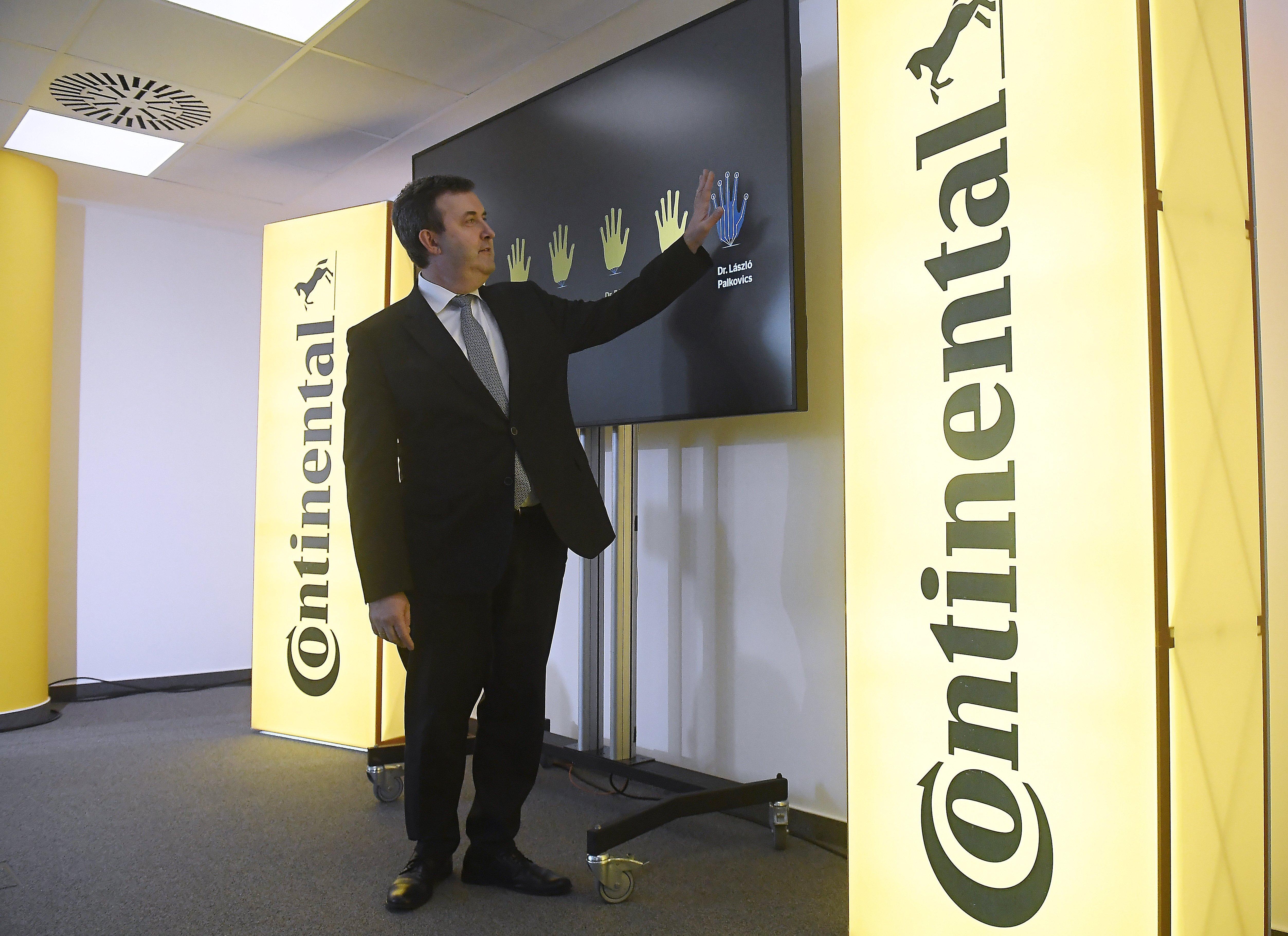 Continental eröffnet KünstIiche-Intelligenz-Zentrum in Budapest post's picture