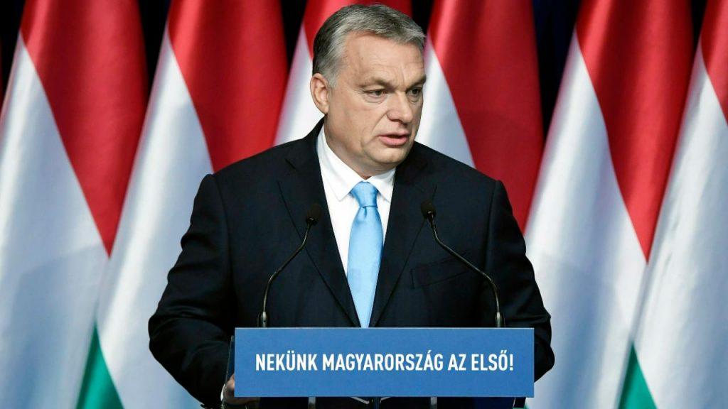 """Orbán kündigt Sieben-Punkte-Plan an : """"Wir wollen nicht nur Zahlen, wir wollen ungarische Babys"""""""