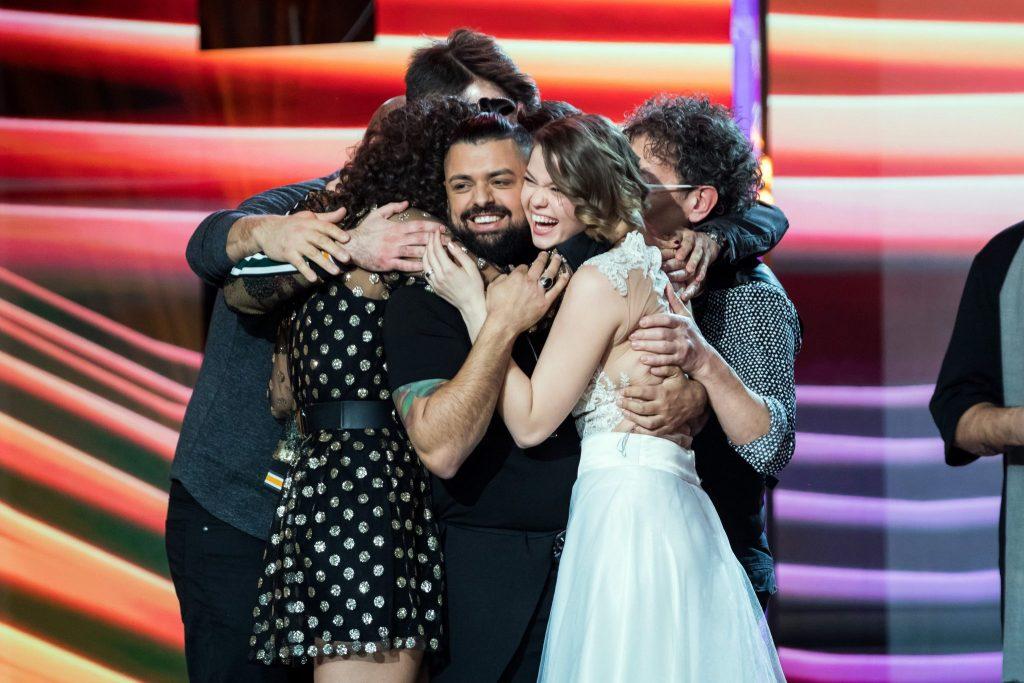 Das ist das ungarische Lied zur Eurovision