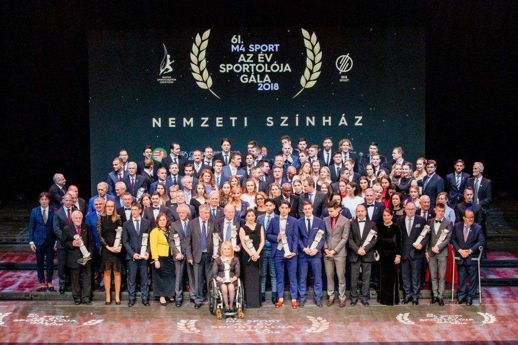 Sie sind die besten Sportler Ungarns post's picture