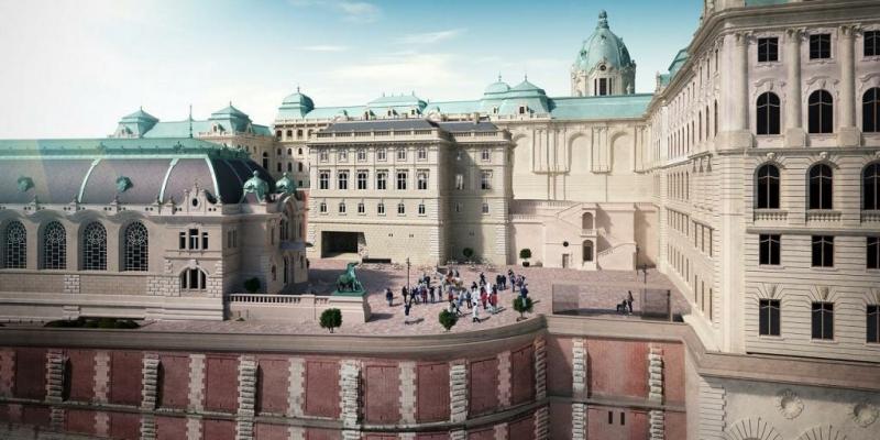 Faszinierende Drohnen-Aufnahmen der wiederaufgebauten Gebäude im Budapester Burgviertel!