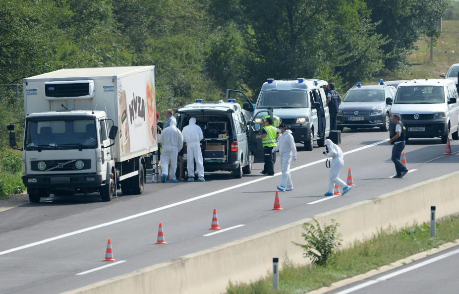Todes-Lkw von Parndorf: Anklage gegen Schlepper