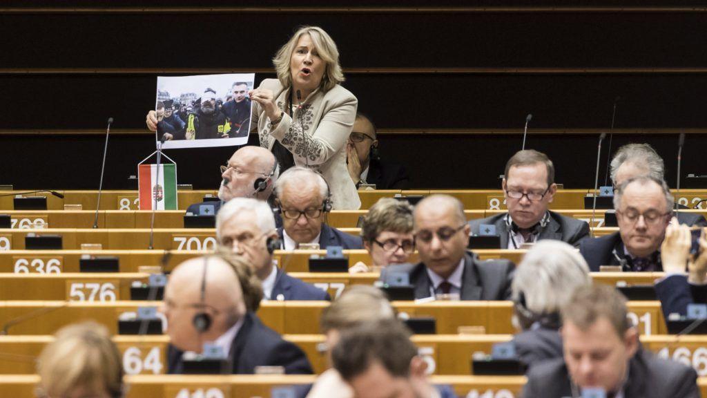 Desinteresse an der EP Debatte über Ungarn? post's picture