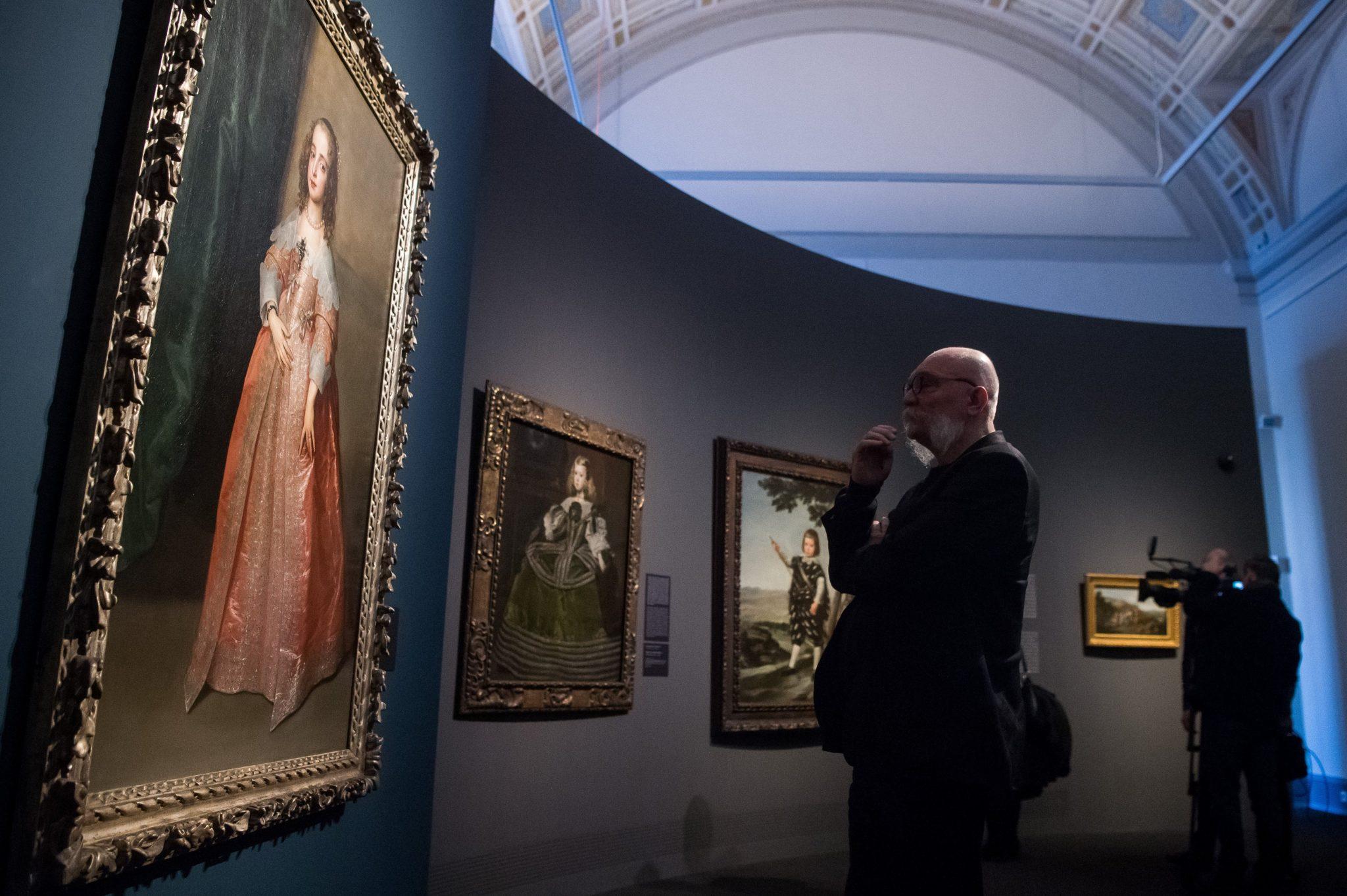 Museum der Schönen Künste kauft Van Dycks Porträt post's picture