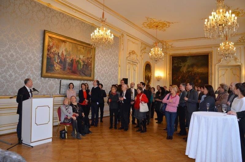 Ungarische Musiker als Botschafter in Wien