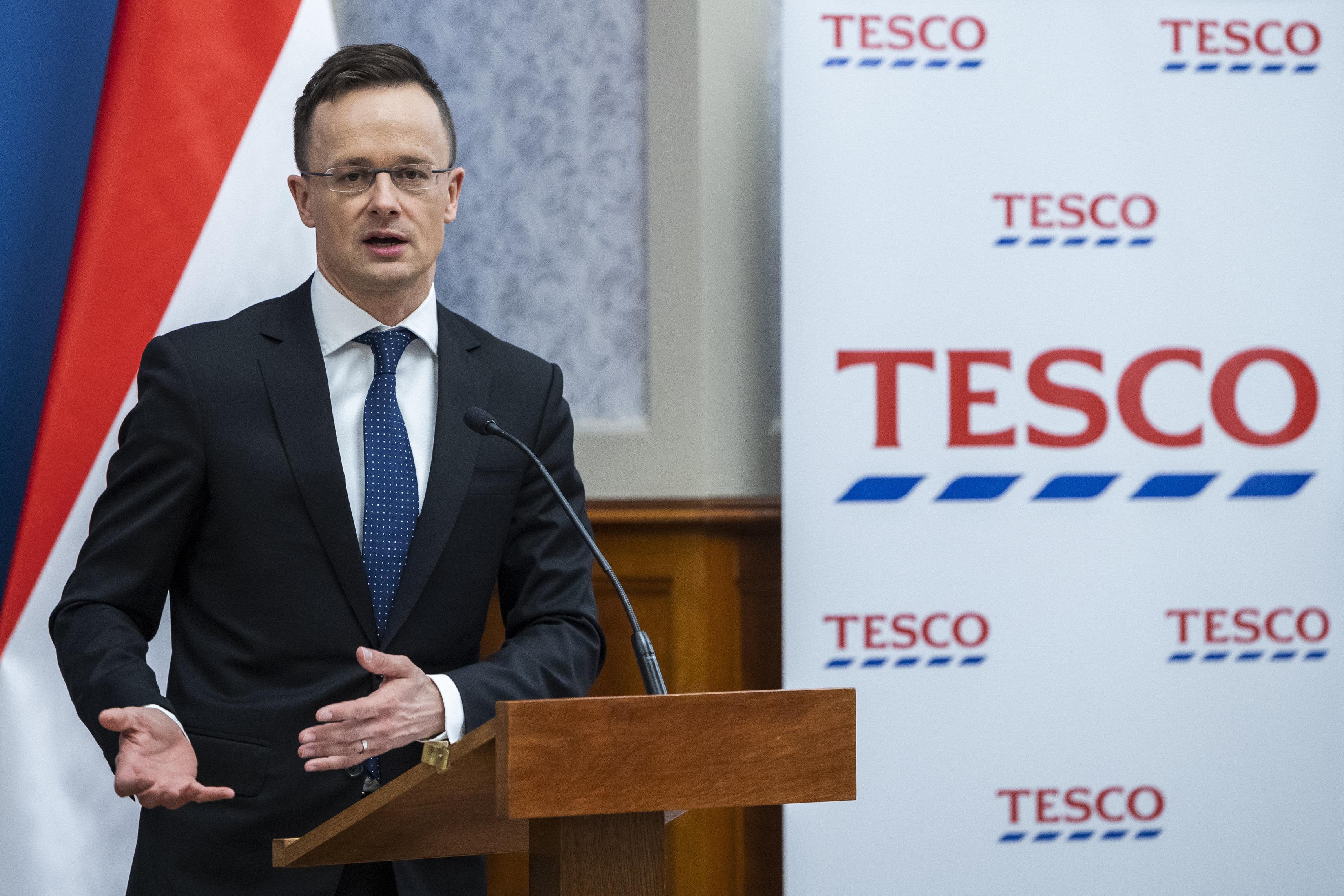 Tesco eröffnet Business- und Technologie-Service-Center in Budapest post's picture