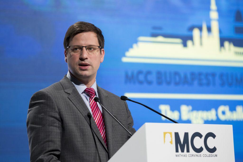 Minister Gulyás: Migration hat keine Gewinner post's picture