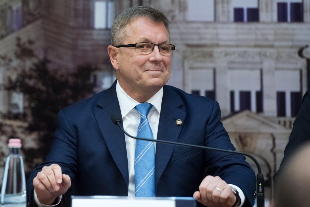 Notenbankpräsident fordert eine Reform der Eurozone