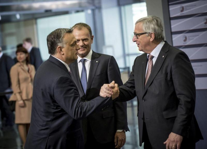 Juncker fordert erneut Rauswurf von Fidesz post's picture