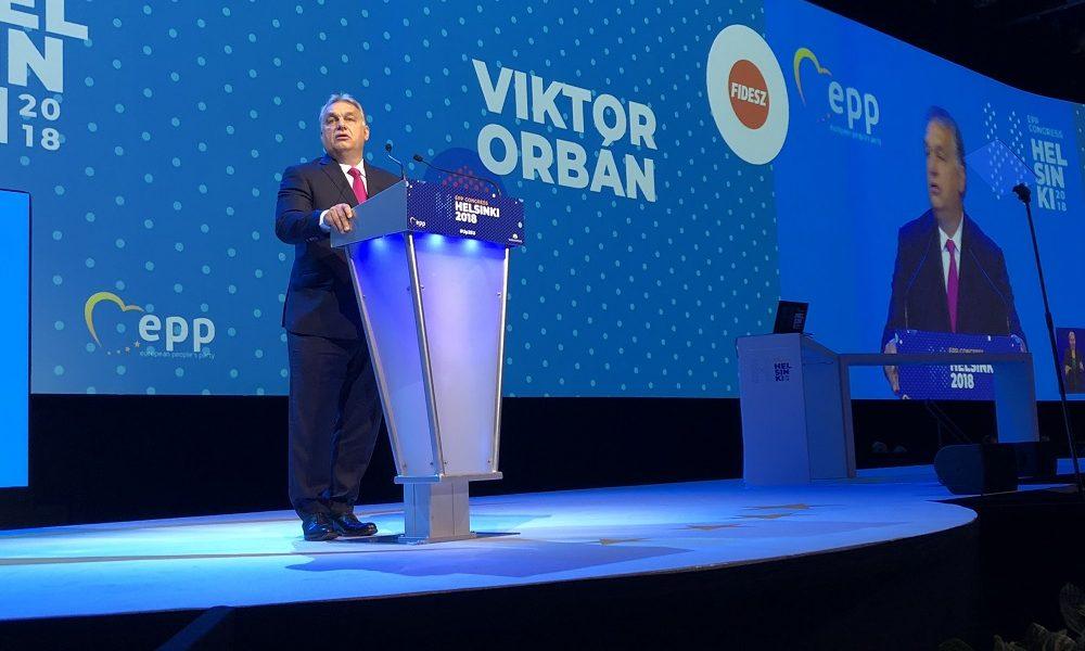 Presseschau: Spannungen zwischen Fidesz und der EVP post's picture