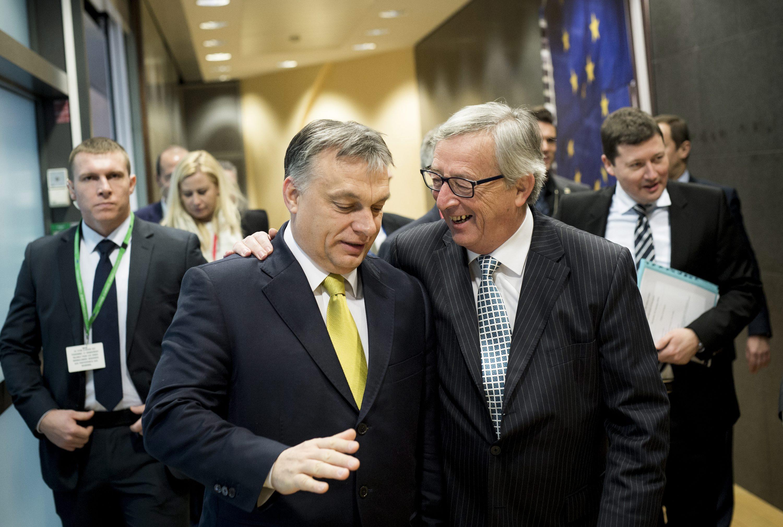 EU-Kommission im Streit mit Ungarn post's picture