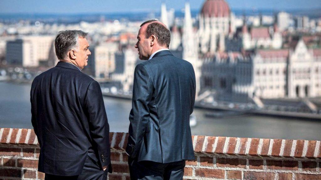 Weber: Gespräche mit Orbán konstruktiv, aber die Probleme sind noch nicht gelöst post's picture