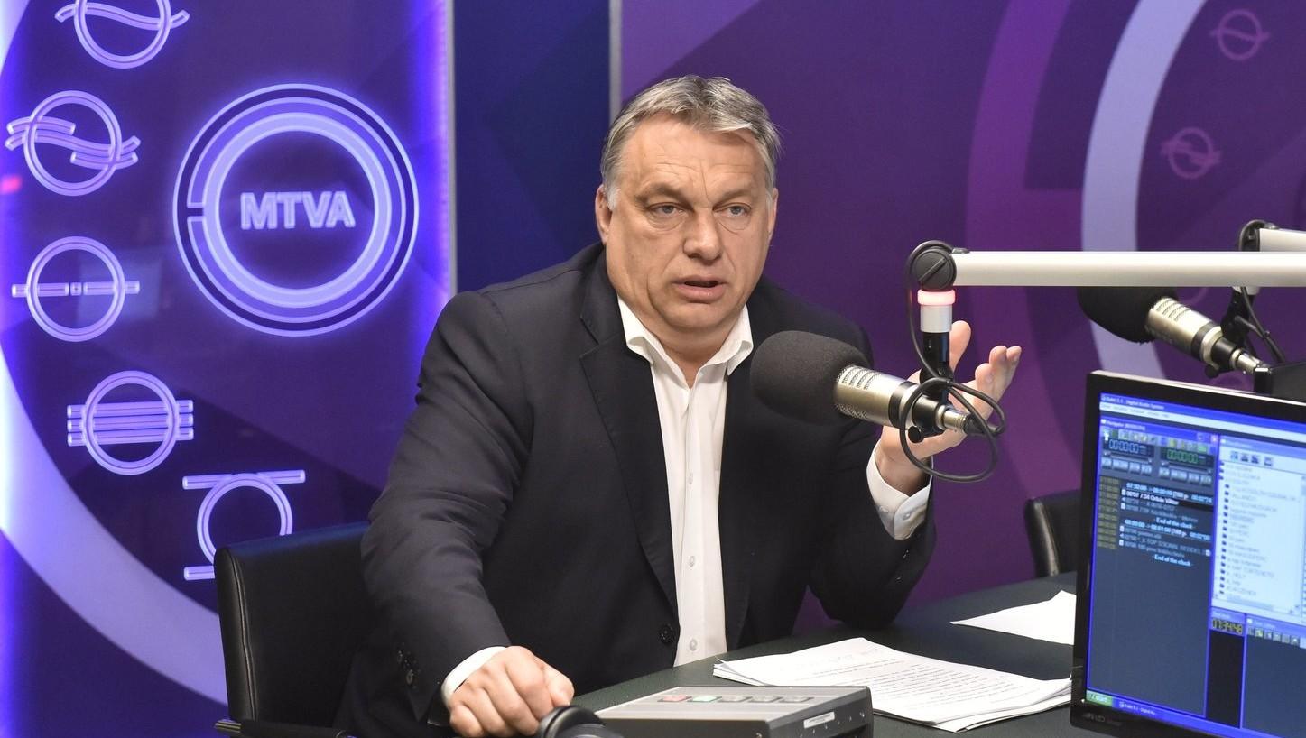 """Orbán über Budapest: """"Alle alten linken Regierungskader kommen zurück"""" post's picture"""