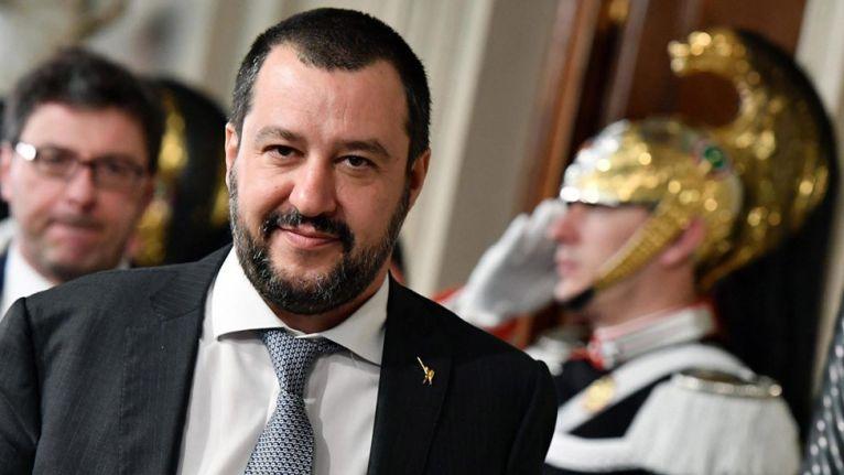 Presseschau von budapost: Angeblich russische Rubel für Matteo Salvini post's picture