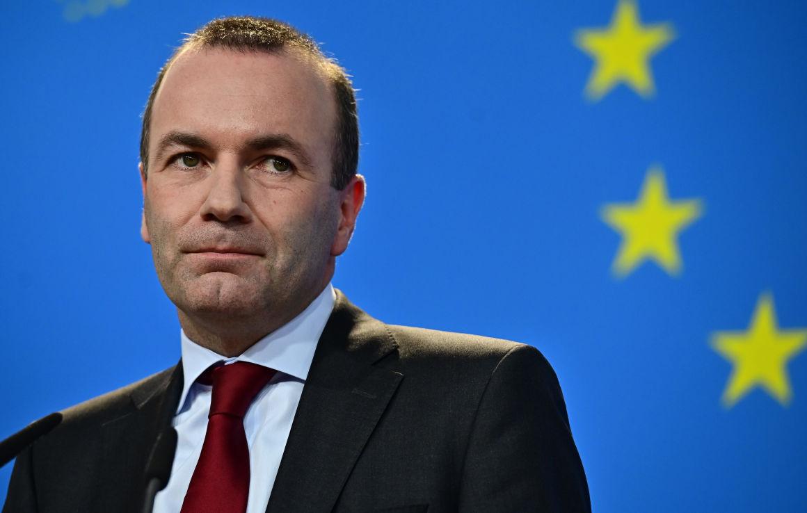 Manfred Weber will EU-Feinden kein Geld geben post's picture